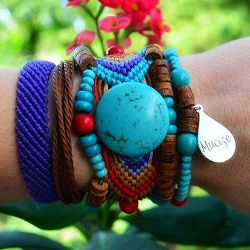 Mother Earth Collection / Purple resmi