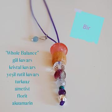 Slow Balance Kolye / Tam Denge resmi