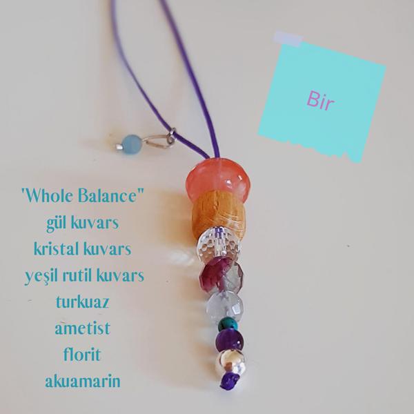 Picture of Slow Balance Kolye / Tam Denge